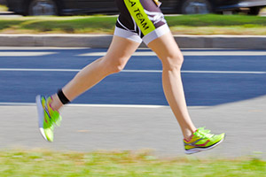 Secrets of Fast Running in Olympic Distance