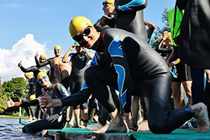 Triathlon Tips From a Swimmer, a Cyclist and a Runner